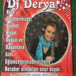 Bayan Dj Derya