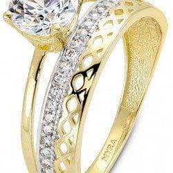 Tek-taşlı-myra-gold-yeşil-altın-bayan-yüzük-modeli