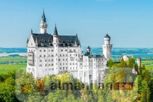 Almanya'nın Mutlaka Gezilmesi Gereken 10 Yeri