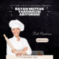 bayan-mutfak-yardimcisi ve erkek izgara yardimcisi
